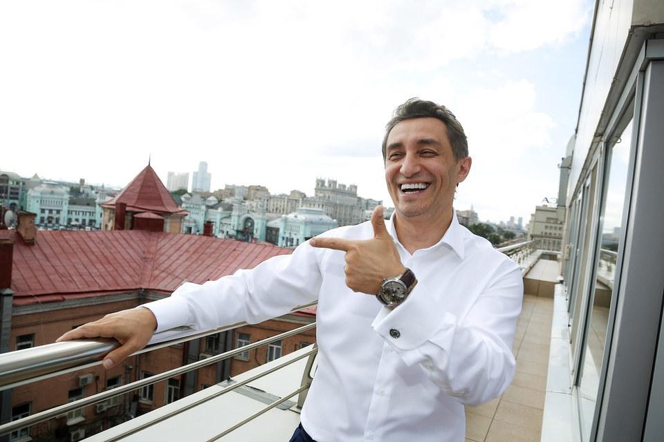 Мобильный оператор Евгения Ройтмана может начать работу в Москве до конца 2015 г.