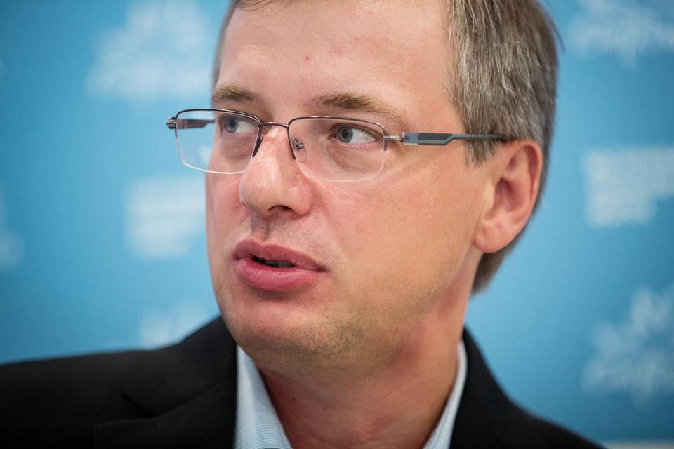 Совладелец и президент группы компаний DNS Дмитрий Алексеев