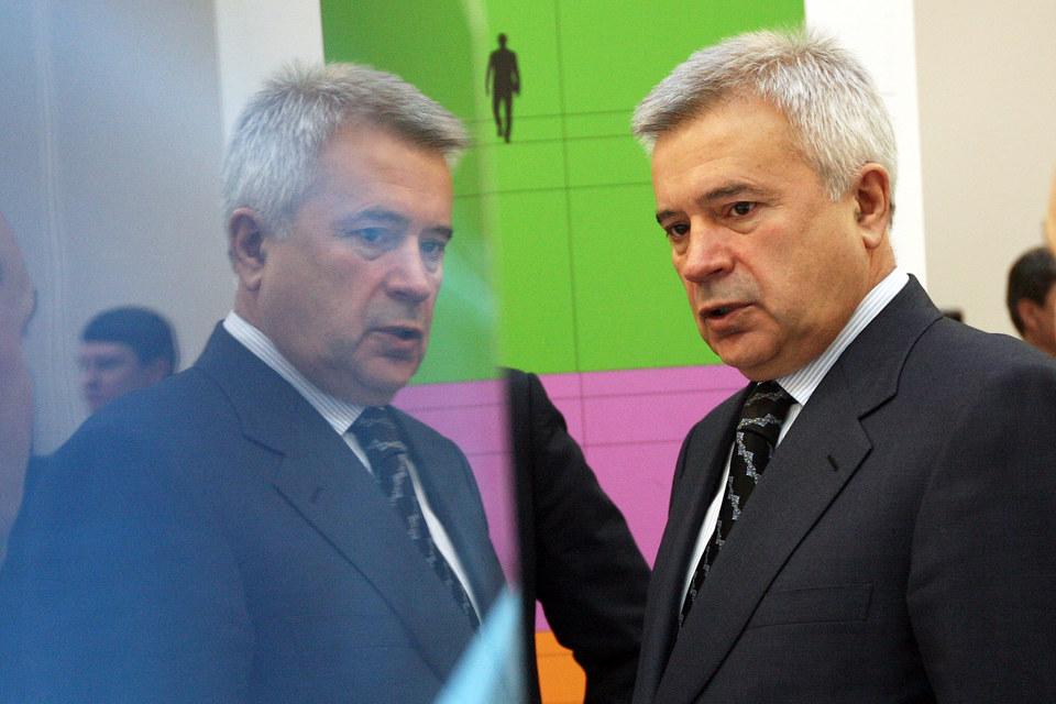Менеджмент «Лукойла» во главе с президентом компании Вагитом Алекперовым собрал контроль над компанией