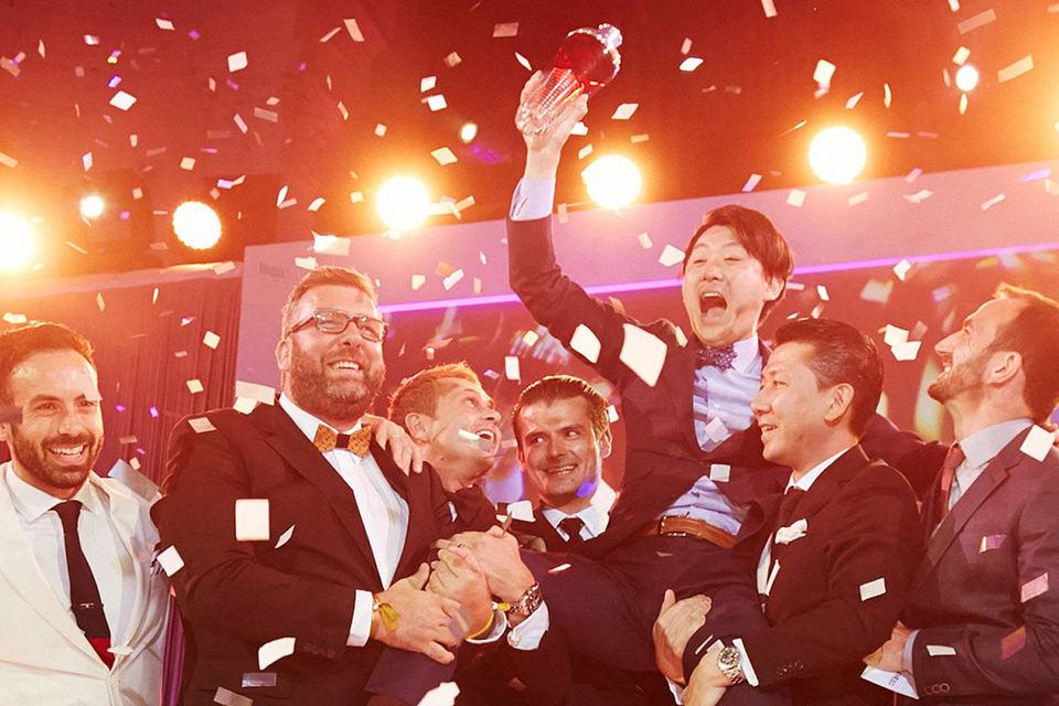Мичито Канека стал лучшим из 50 претендентов на титул World Class Bartender 2015