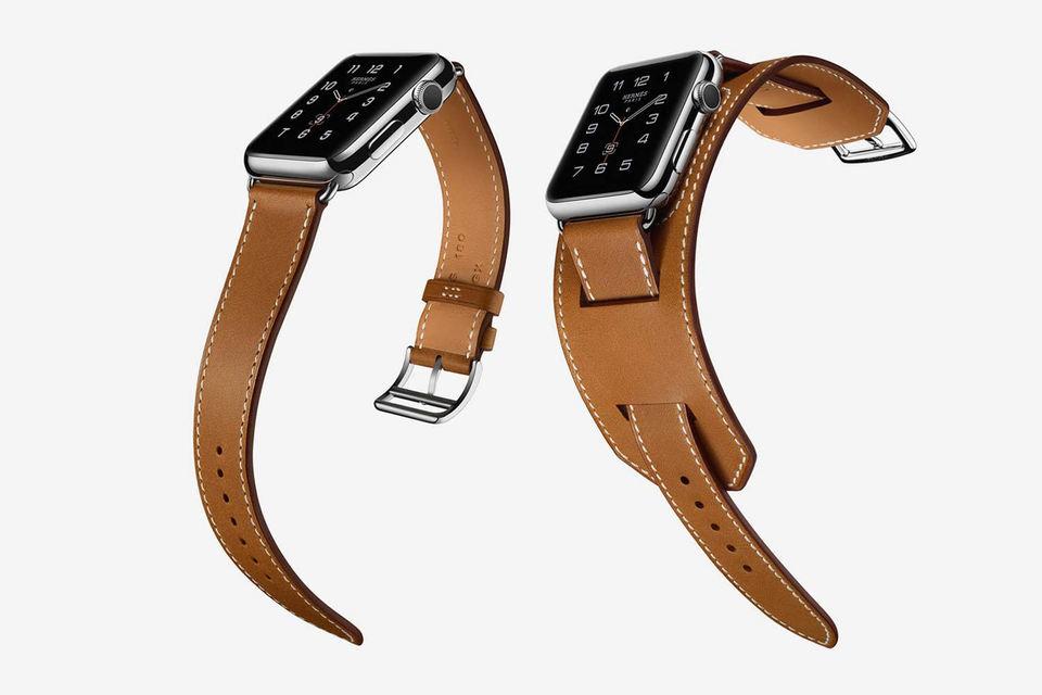 Apple Watch Hermes появятся в продаже 5 октября