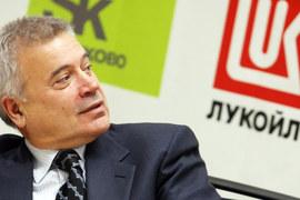 Президент «Лукойла» Вагит Алекперов четыре года шел к контролю над компанией