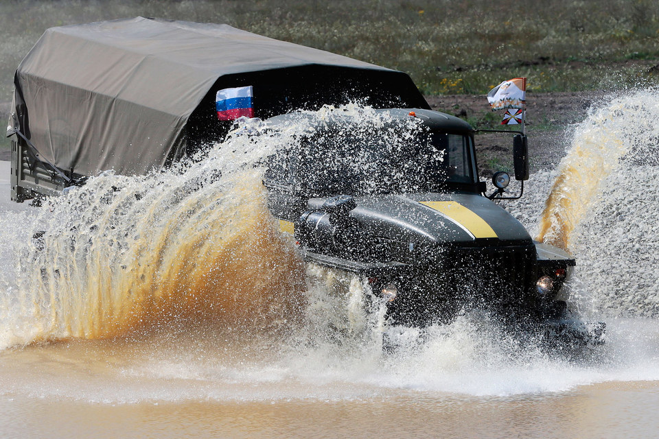 В январе – июле 2015 г. российский рынок грузовиков сократился на 46%, продажи «Урала» – на 39%, подсчитал «Автостат»