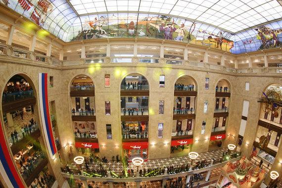 Магазин Mafrat площадью 120 кв. м откроется 25 сентября в Центральном детском магазине на Лубянке