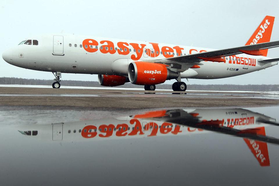 Британский лоукостер easyJet объявил, что прекращает на неопределенный срок полеты по маршруту Лондон — Москва с 21 марта 2016 года