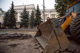 Экономика России ищет новое дно
