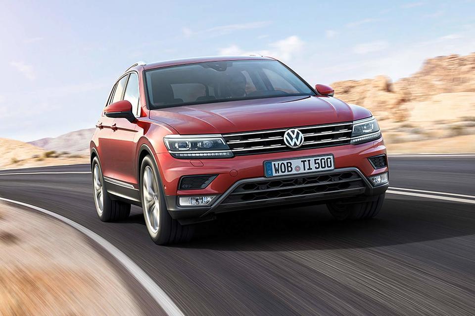 Автомобиль стал первым кроссовером, построенным на платформе MQB группы VW, на котором сделаны Audi A3, VW Golf и Passat