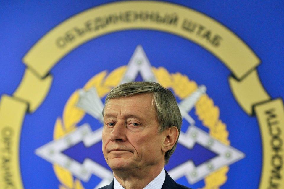 В течение 12 лет генеральным секретарем является бывший глава администрации президента и секретарь Совета безопасности России Николай Бордюжа