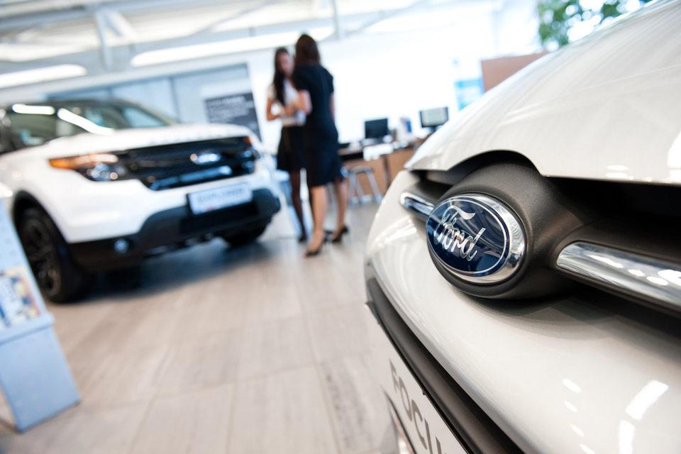 С начала 2015 г. у Ford Sollers появилось уже восемь новых дилерских центров в России (продажи плюс сервис)