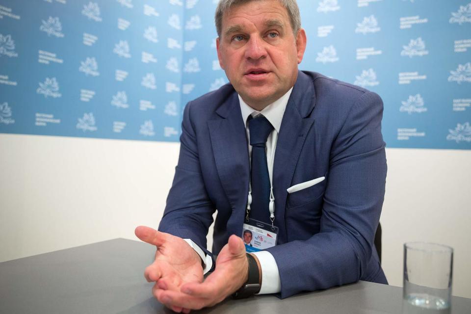 Сергей Дарькин готов вгрызаться в новые отрасли