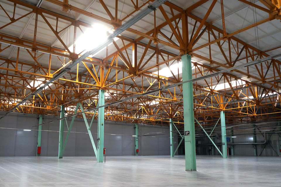 Объем свободных площадей на рынке складов Московского региона достиг рекордного значения - около 1 млн кв. м