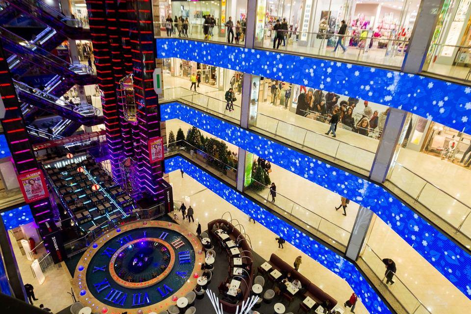Рестораторы увидели преимущества торговых центров