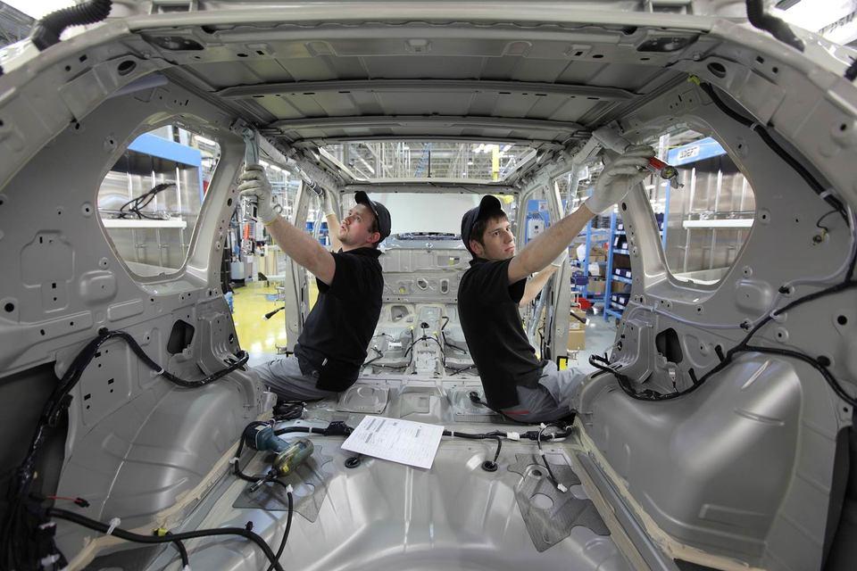 Производителям нужна помощь государства, чтобы начать экспорт автомобилей российской сборки