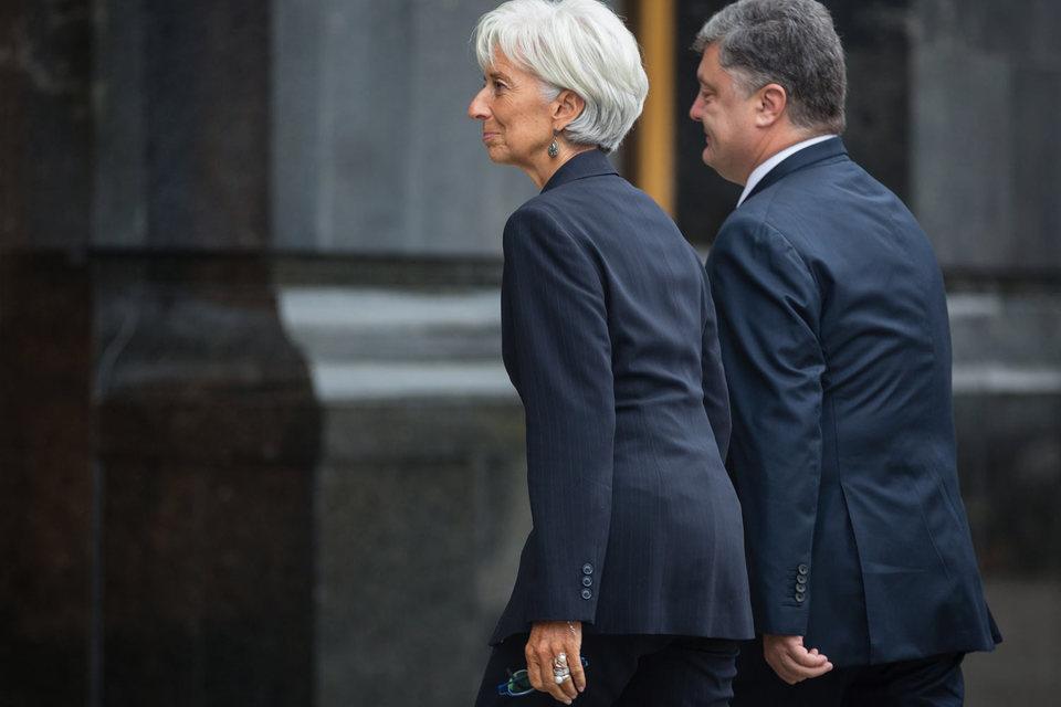 МВФ приветствует программу реструктуризации украинского государственного долга, заявил представитель фонда