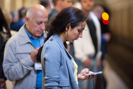 Стандарт 5G позволит передавать данные с помощью мобильных устройств со скоростью свыше 10 Гбит/с