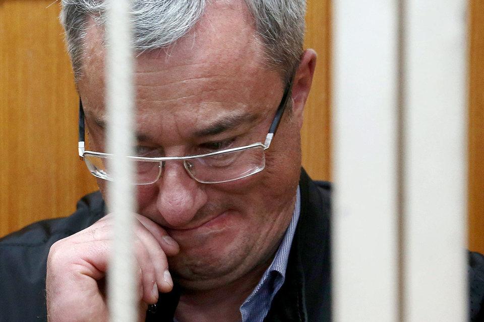 Арест Вячеслава Гайзера оказался неожиданным для всех