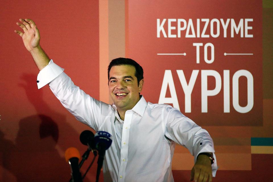 Алексис Ципрас получил мандат на реформы, но неясно, воспользуется ли он им