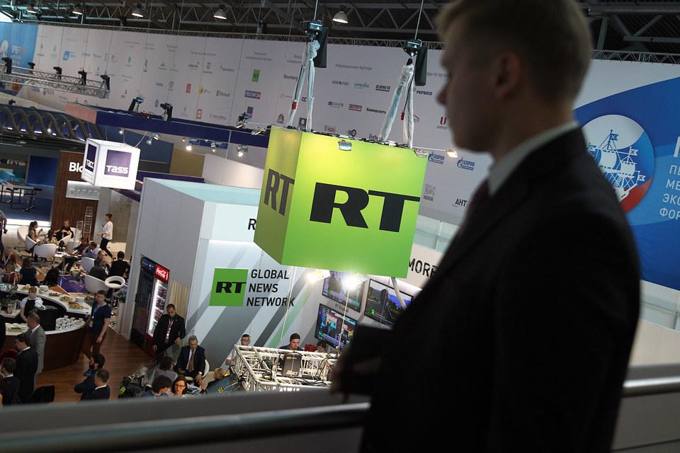 Британский регулятор Ofcom обвинил российский телеканал RT в необъективном освещении войны на Украине и в Сирии