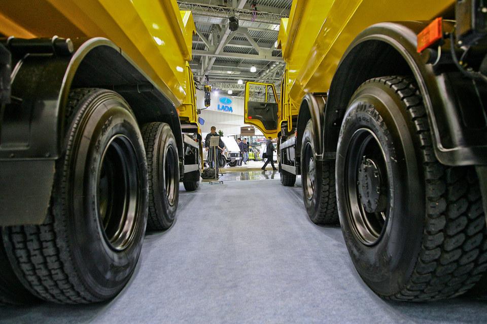 Производители грузовиков надеются на новые субсидии из бюджета
