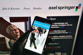Axel Springer ищет новые источники доходов в интернете