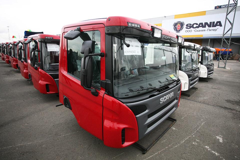 Scania переезжает к MAN
