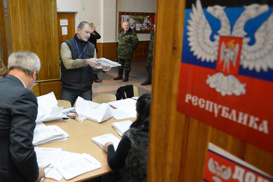 На прошлой неделе руководство «республик» назначило выборы на 18 октября (ДНР) и 1 ноября (ЛНР), что вызвало критику со стороны Киева и западных стран
