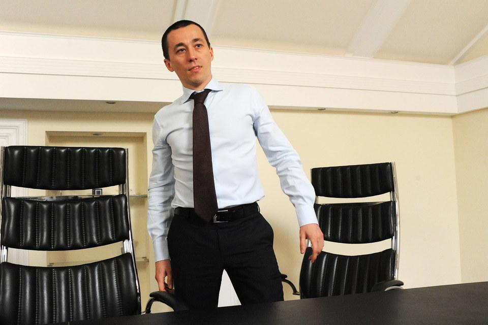 Максим Воробьев продал 11,3% в Stroytransgaz Holding