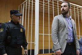 Судья признала Дмитрия Цорионова (Энтео) виновным в мелком хулиганстве