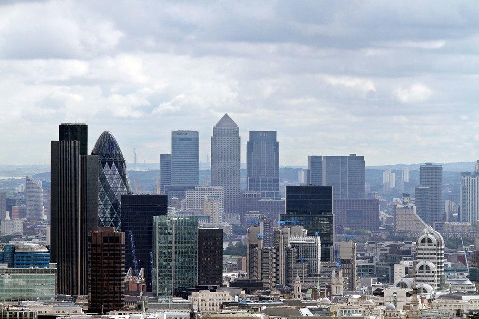 Лондон снова стал главным финансовым центром мира