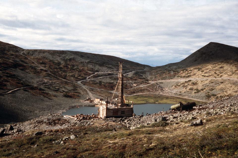 Удоканское месторождение меди - крупнейшее в России и третье по величине в мире