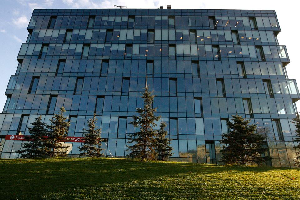 Американский инвестфонд Hines готов заплатить за третье офисное здание комплекса «Метрополис» $140 млн