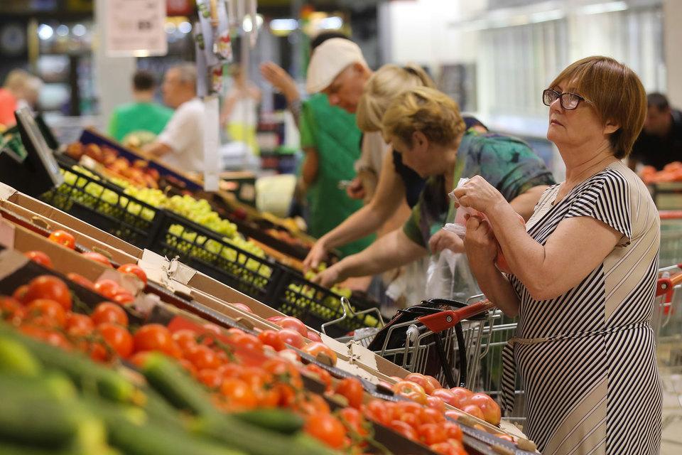Минпромторг допускает возможность стимулировать и потребление конкретных продуктов, «в том числе из соображений поддержки определенного сектора агропромышленного комплекса»