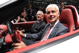 62-летнему Мюллеру предстоит вернуть утраченное доверие потребителей и регулирующих органов после признания компанией фальсификации выбросов дизельных двигателей