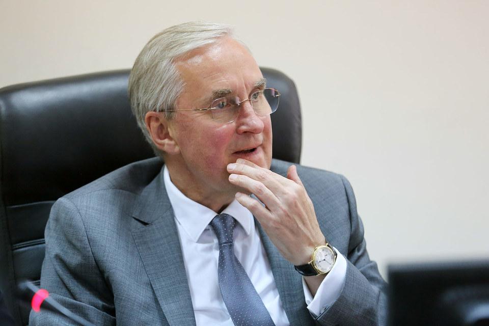 РСА вводит пятидневный «период охлаждения», заявил вчера его президент Игорь Юргенс