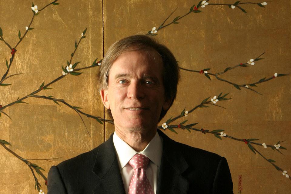 Билл Гросс был одним из основателей Pimco