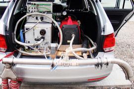 Исследователи загрузили измерительную аппаратуру в багажники дизельных VW и BMW и проехали на них 2000 км с твердым убеждением, что автомобили покажут хорошие результаты