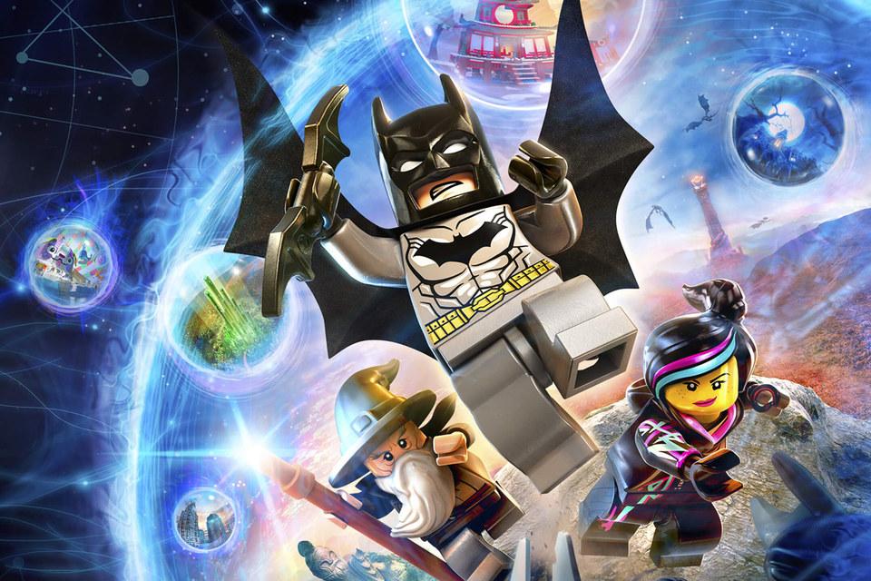 Lego осваивает виртуальную реальность
