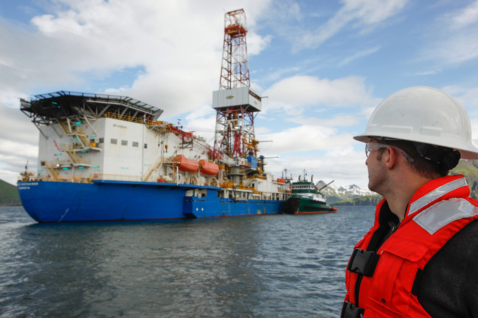 Shell потратила на геологоразведку на Аляске $3 млрд