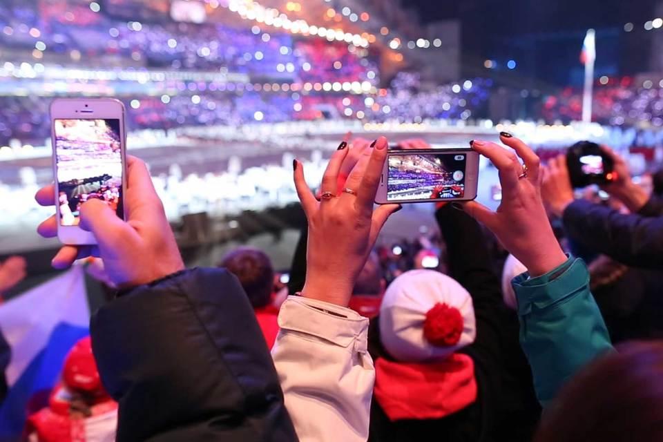 При подготовке к прошедшей в феврале 2014 г. Олимпиаде в Сочи государство выделило на развитие инфраструктуры связи несколько больше – 6,87 млрд руб.