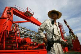 Азия — единственный регион в мире, где еще наблюдается значительный дефицит энергоресурсов