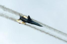 Министерство обороны уже сообщило о первых ударах российской авиации