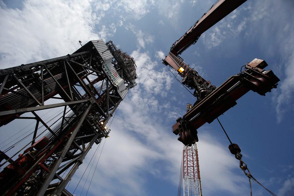 Правительство Мексики продало три из пяти выставленных на аукцион нефтяных блоков