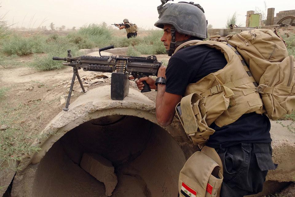 Россия может помочь Багдаду при условии официальной просьбы