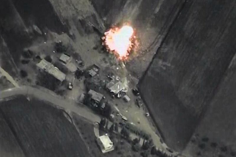 О планирующихся бомбардировках представителей коалиции за час до вылета предупредил российский дипломат в Багдаде
