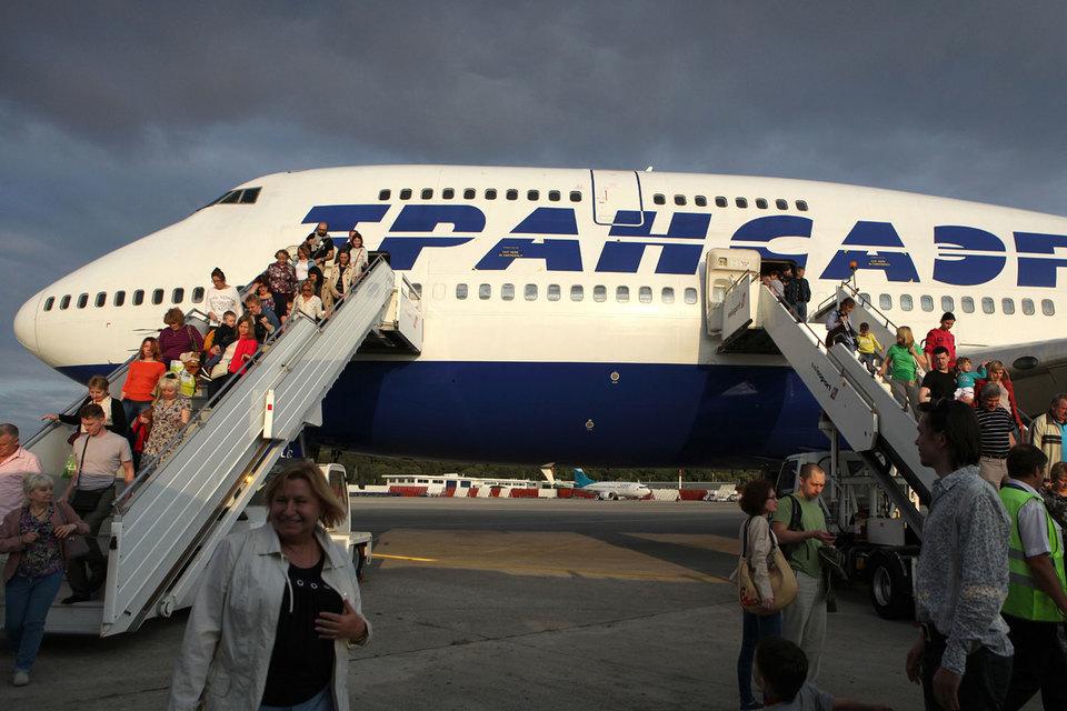 Пассажирам «Трансаэро» в случае чего придется лететь самолетами его конкурентов