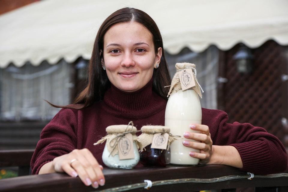 Ферма «Для своих» выросла из пристрастия Ольги Карповой к здоровому питанию