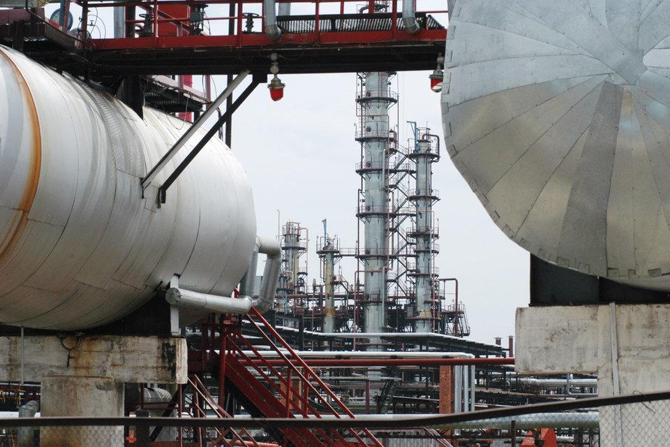 На модернизацию НПЗ «Роснефть» просила деньги из фонда национального благосостояния (ФНБ)