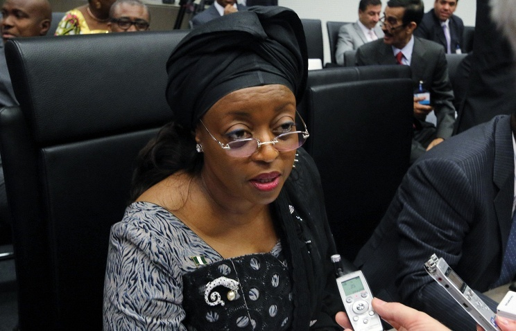 Элисон-Мадуэке в бытность министром нефтяных ресурсов Нигерии обвинялась в растрате миллионов долларов госсредств