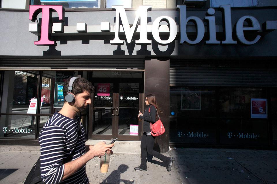 Миллионы абонентов T-Mobile стали жертвами утечки