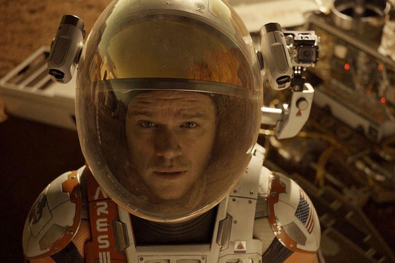 «Марсианин» уже числится среди самых больших кассовых успехов Ридли Скотта